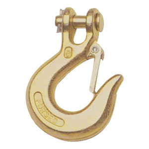 "CURT 1/4"" Safety Latch Clevis Hook (7,800 lbs.) #81900"