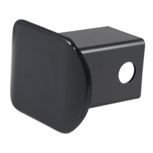 "CURT 2"" Black Plastic Hitch Tube Cover #22180"