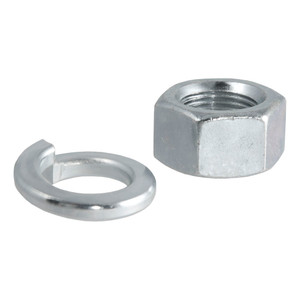 """CURT Replacement Trailer Ball Nut & Washer for 3/4"""" Shank #40103"""