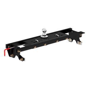 CURT Double Lock Gooseneck Hitch Kit with Installation Brackets #60724