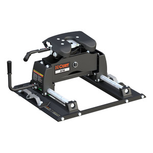 CURT A16 5th Wheel Hitch with Ford Puck System Roller #16675