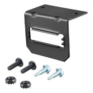 CURT Connector Mounting Bracket for 5-Way Flat #58303