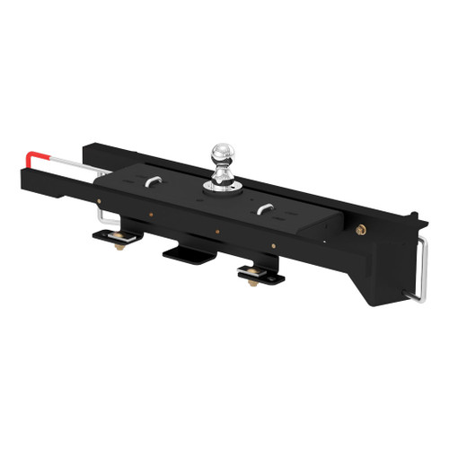 CURT Double Lock Gooseneck Hitch Kit with Installation Brackets #60731
