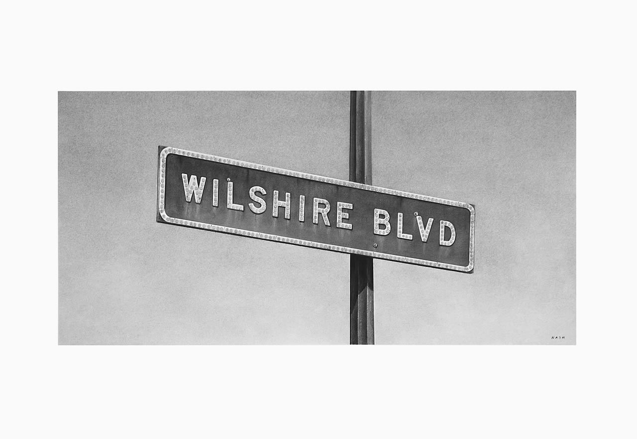 Wilshire Blvd - Charcoal