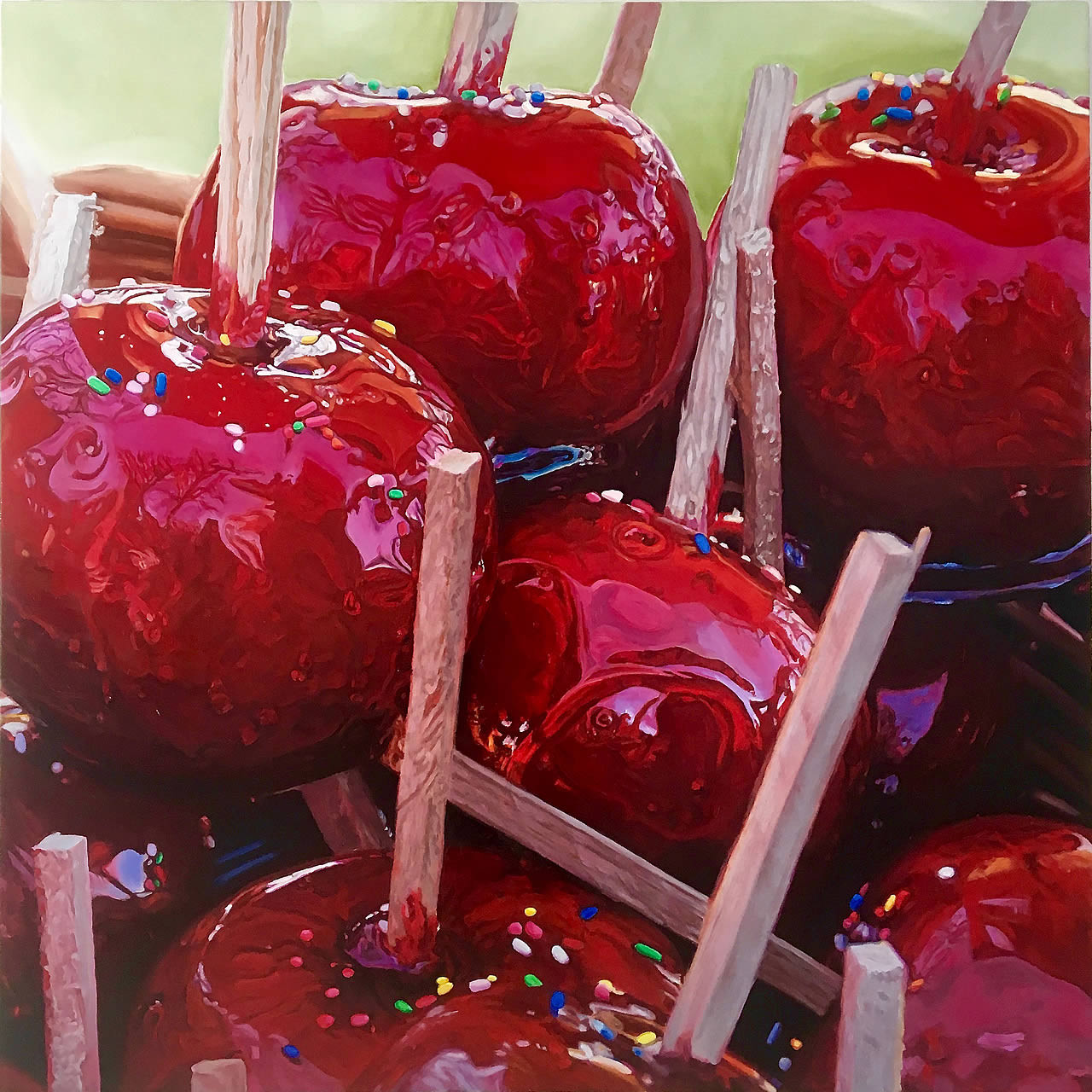 Candy Apple Reds