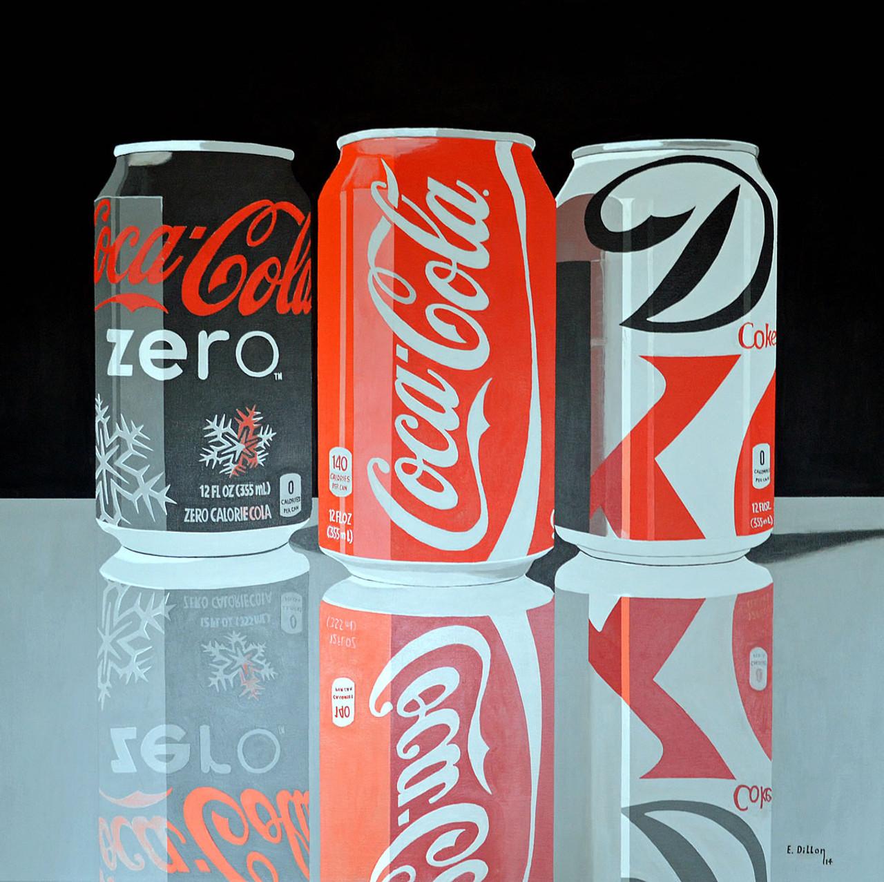 The Three Cokes