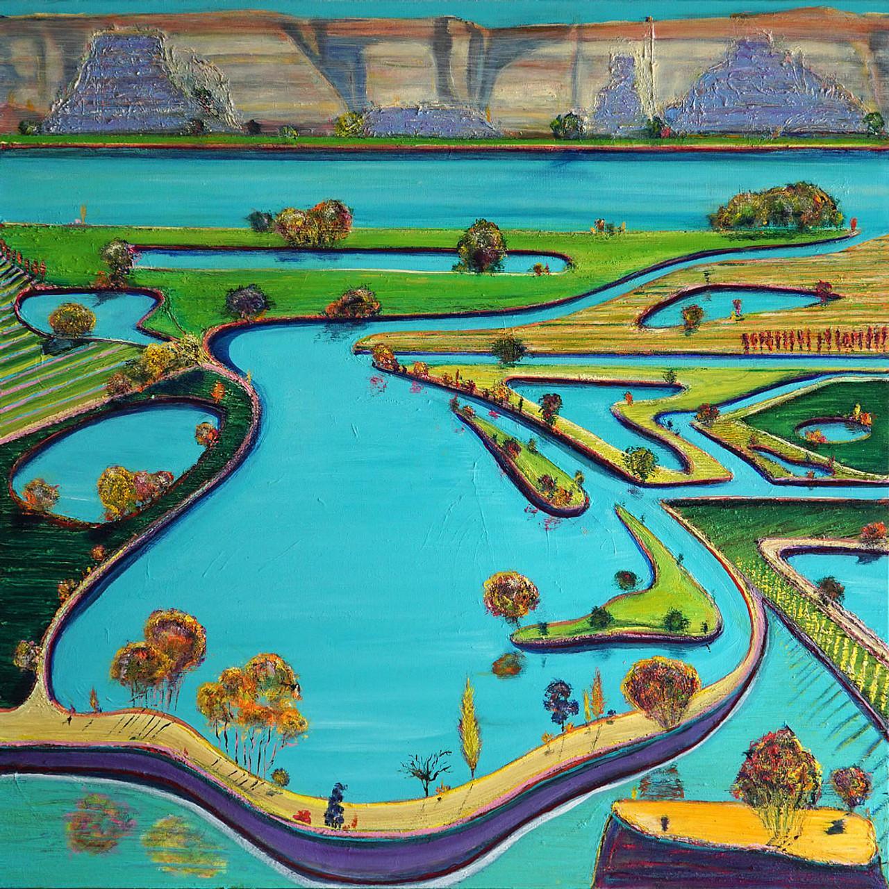 Desert Waterways