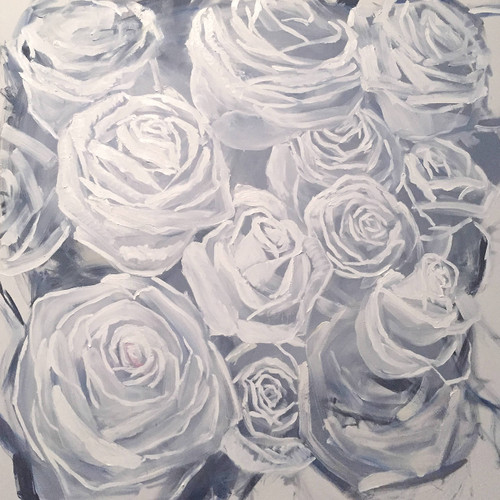 Silver Roses