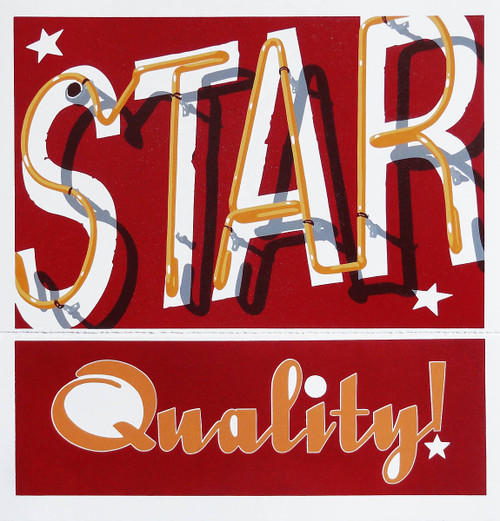 Star Quality (Diptych)
