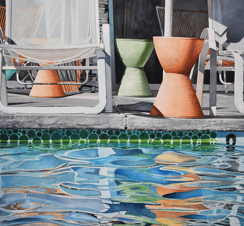 Poolside III
