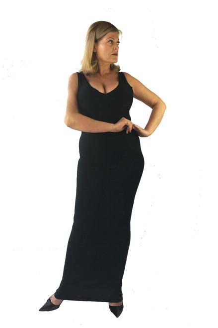 LONG CLASSIC TANK DRESS