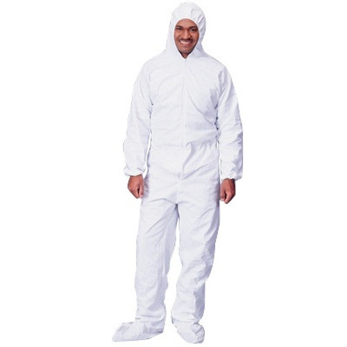Spray Suit with Hood & Boots  (Case of 25)