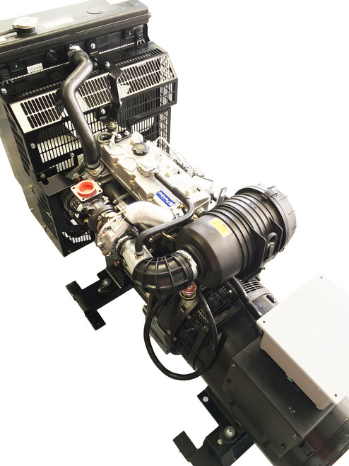 33kW 4-Cylinder Diesel Generator with Turbo