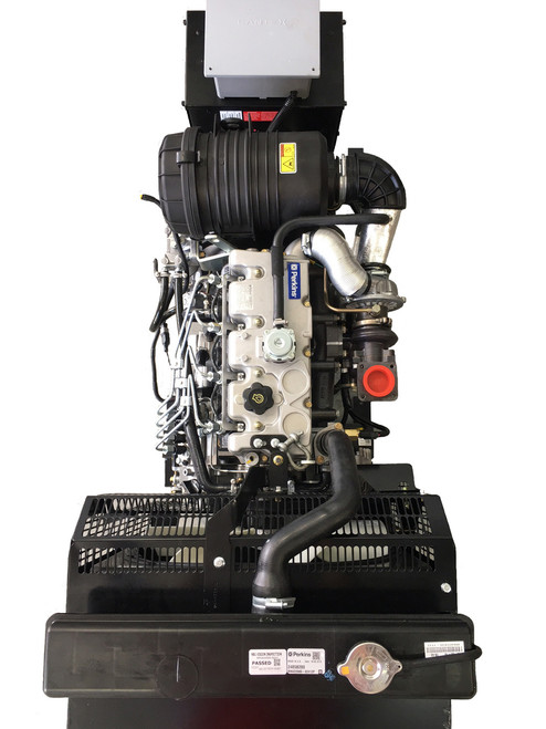 45kW 4-Cylinder Diesel Generator with Turbo