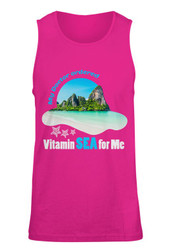 My Doctor Ordered Vitamin Sea for Me - Tank Top