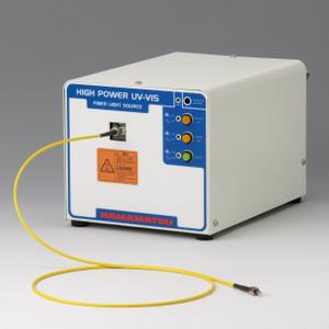 Hamamatsu L10290 UV-VIS fiber light source