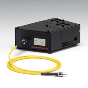 Hamamatsu L12515 UV Enhanced Type Compact UV-VIS S2D2 Fiber Light Source