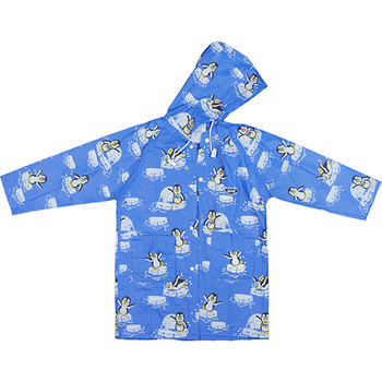 Penggie kids raincoat blue