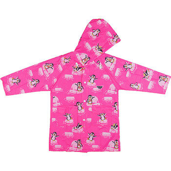 Penggie kids raincoat pink