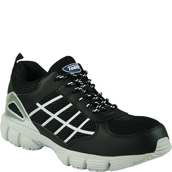 Safety jogger black front
