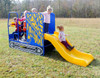 Lil Dumpy Slide is great for any preschool