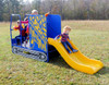 Lil Dumpy Slide is a fun activity for ages 2-5
