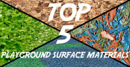 Top 5 Playground Surface Materials
