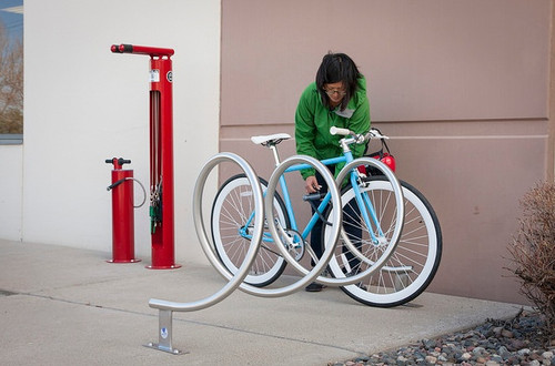 Commercial Bike Racks At Great Prices Sleek Graceful