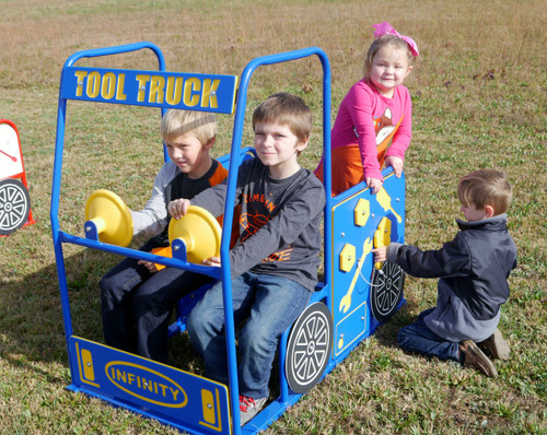 The Tool Truck is great for any preschool