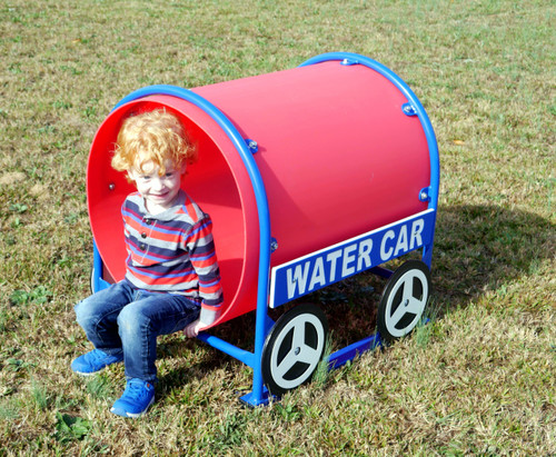 Water Car Crawl Tunnel is fun for ages 2-5