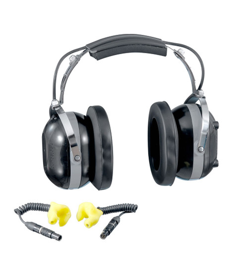 Aegisound Digital Active Noise Reduction (DANR) Triple Hearing Protector (THP)