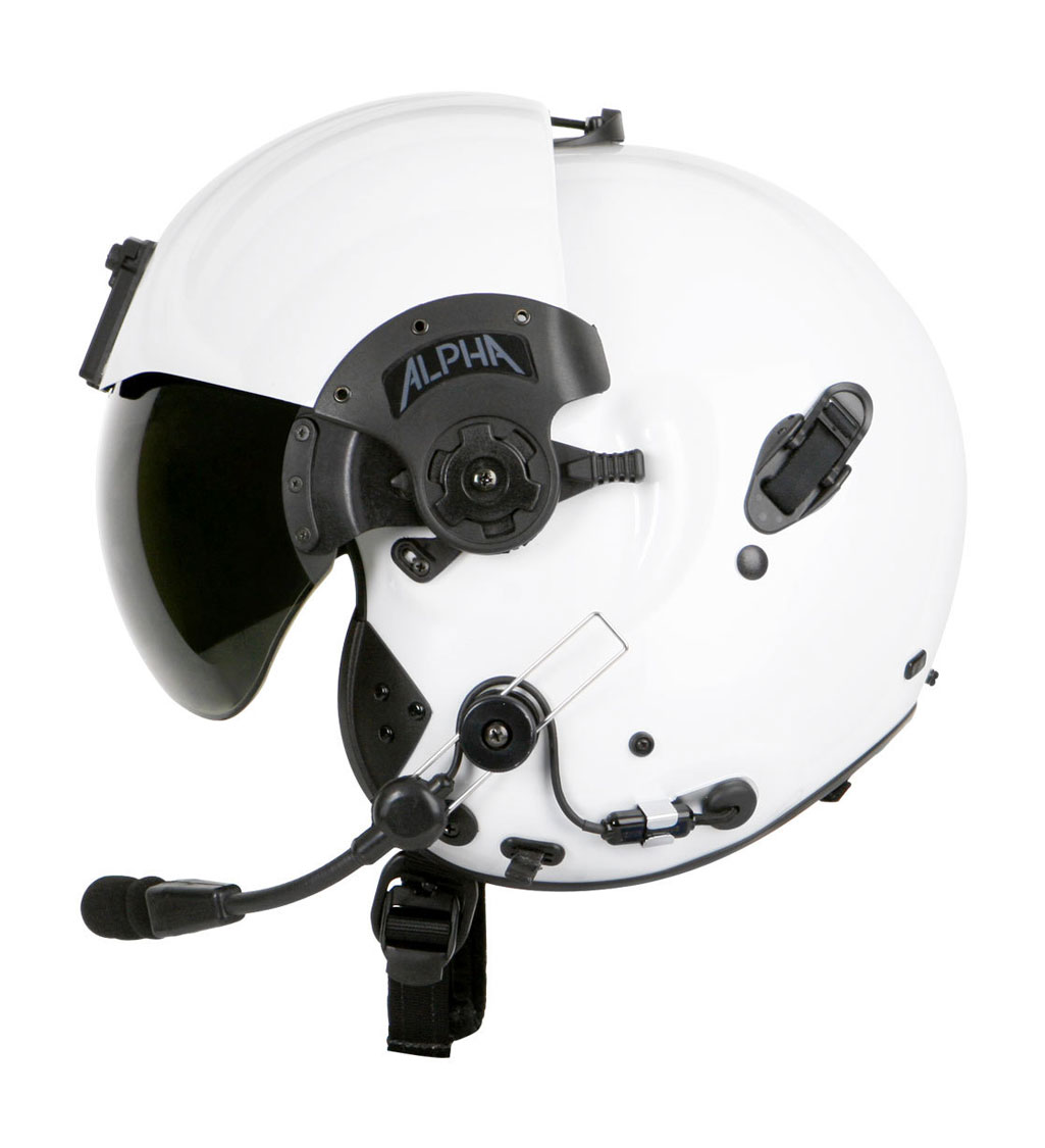 ALPHA Eagle Rotary Wing Helmet System