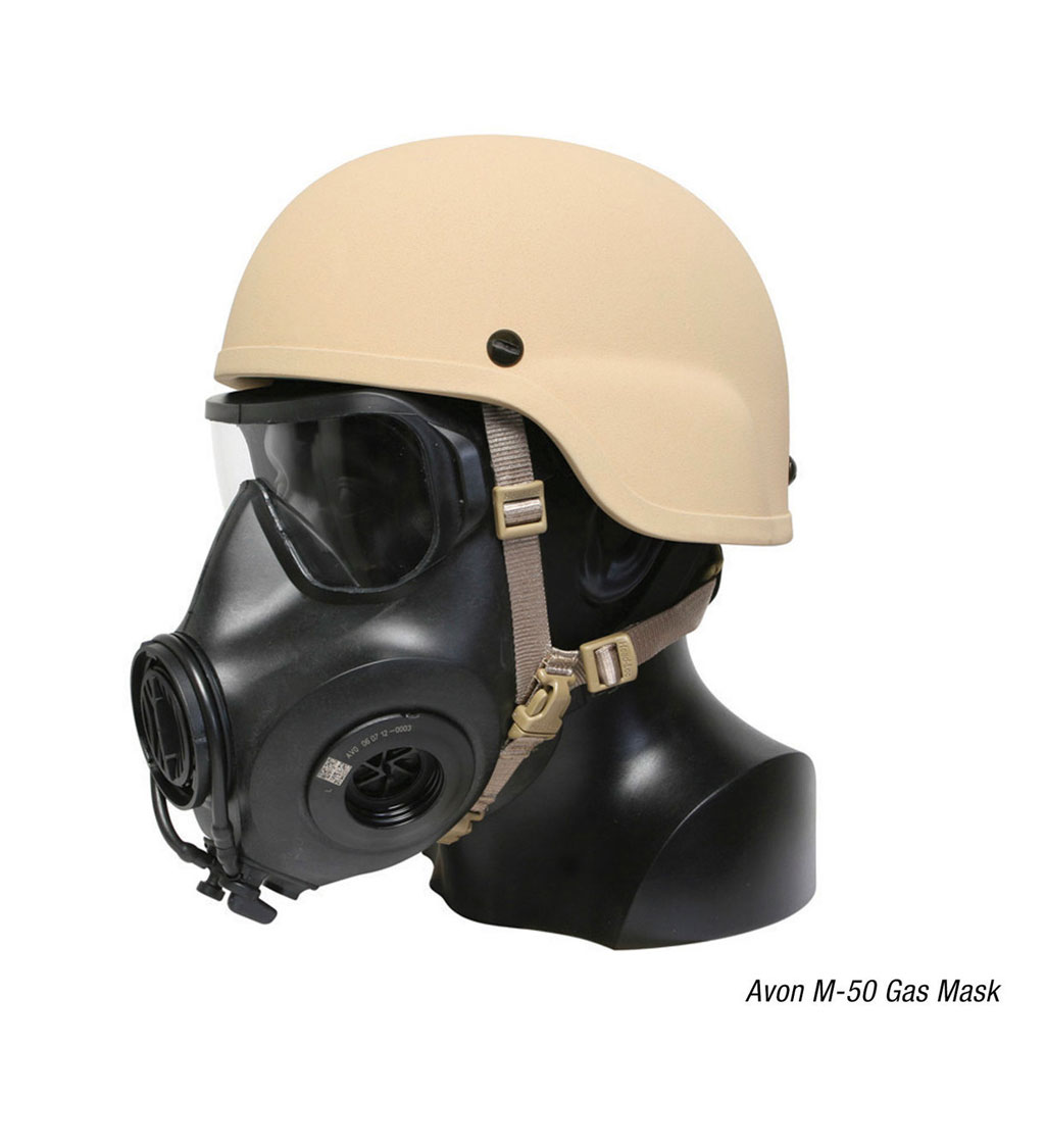 Ops-Core CBRNE Chinstrap Extender