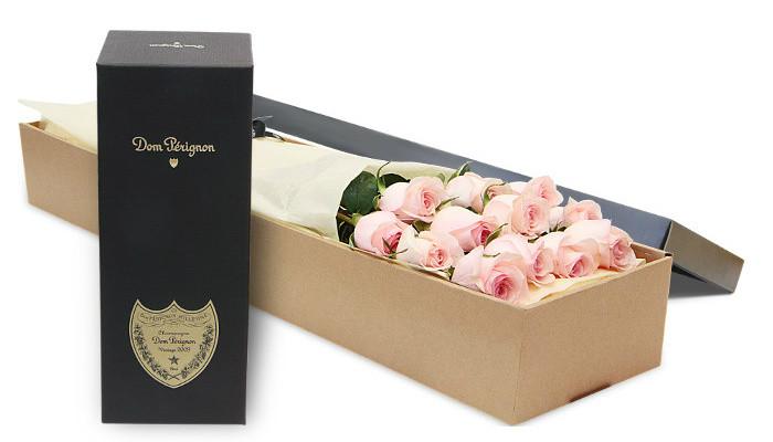12 Pink & Dom Perignon