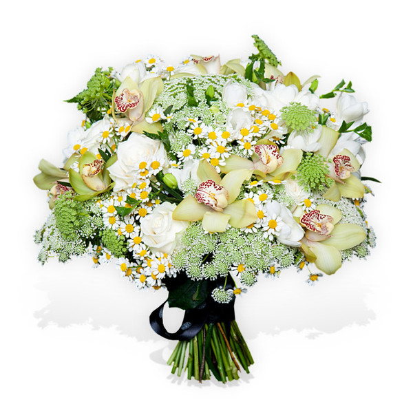 Birthday Flowers London: Tropical Traditional Bouquet