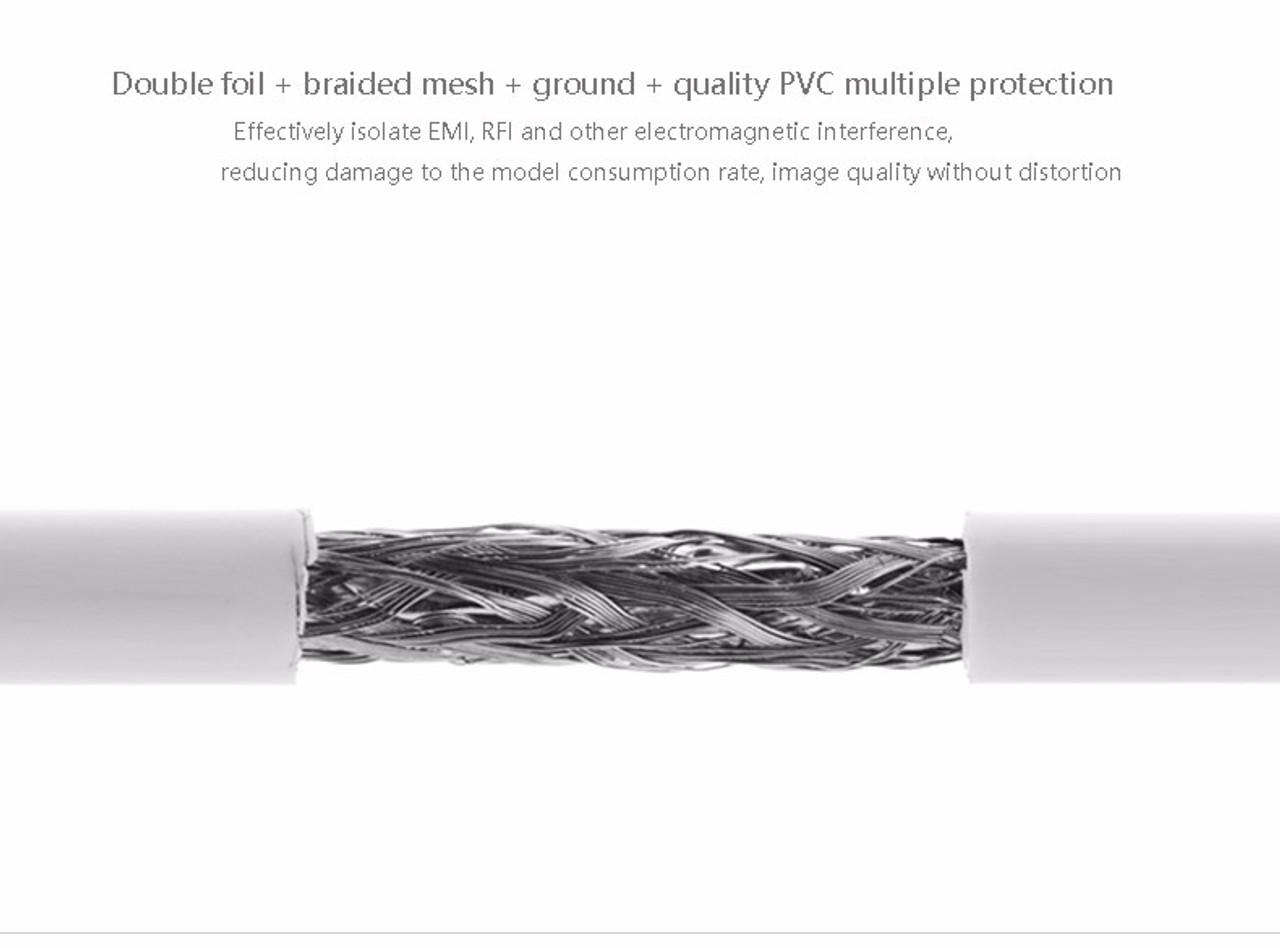 3M Mini Displayport to DVI-D Cable White