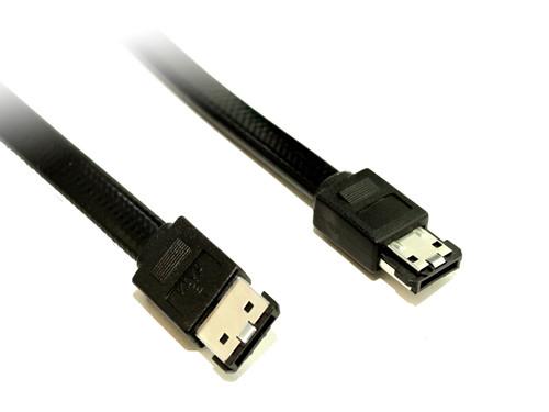 2M E-SATA Shielded Data Cable