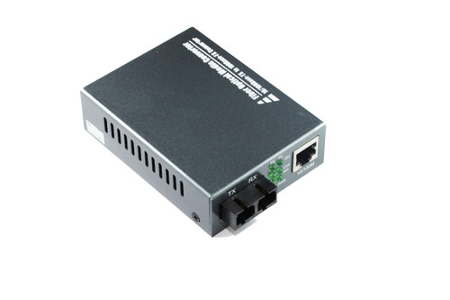 10/100M SC Multimode Media Converter
