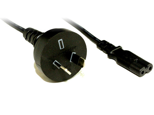 2M Wall To C7 Power Cable