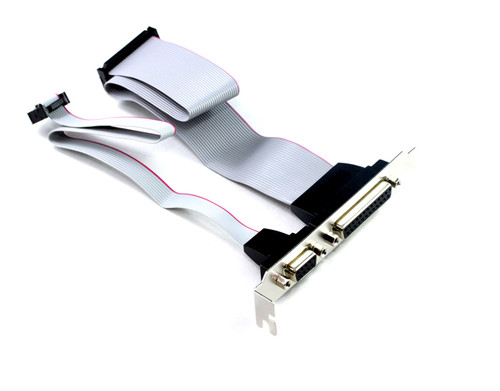 30CM Parallel & Serial Port Motherboard Header