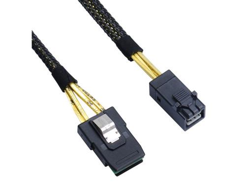50CM Internal Mini SAS HD to Mini SAS 36 Cable