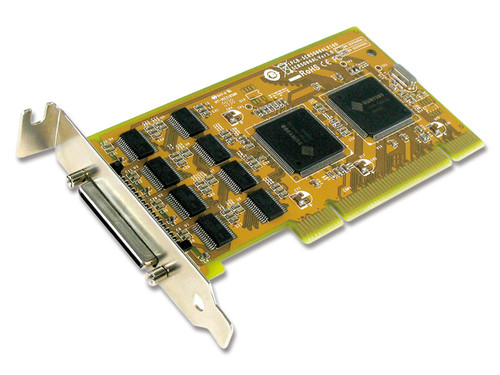 PCI 8 Port Low Profile Serail Port Card