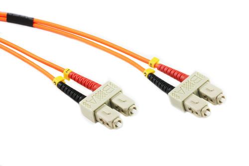 10M SC-SC OM1 62.5/125 Multimode Duplex Fibre Patch Cable