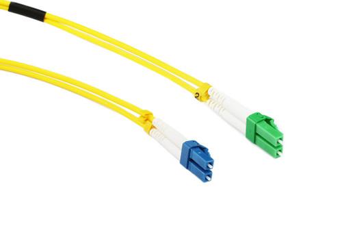 15M OS1/OS2 Singlemode Duplex LC-LCA Fibre Optic Cable