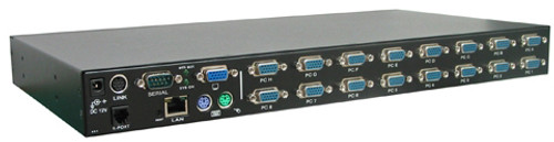 Rextron 16 Port KVM Over IP