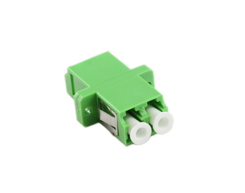 LCA-LCA Singlemode Coupler/ Adaptor with Flange