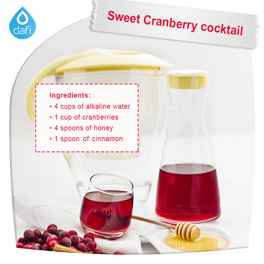 Sweet Cranberry Cocktail