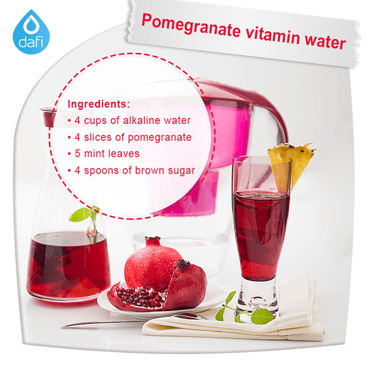 Pomegranate Vitamin Water