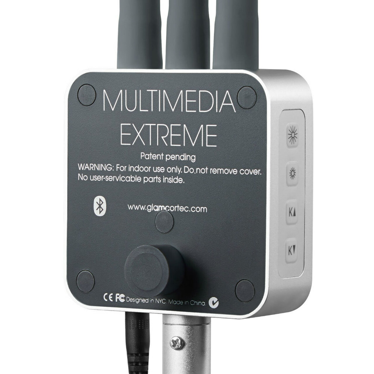 Glamcor Multimedia Extreme with Selfie Function
