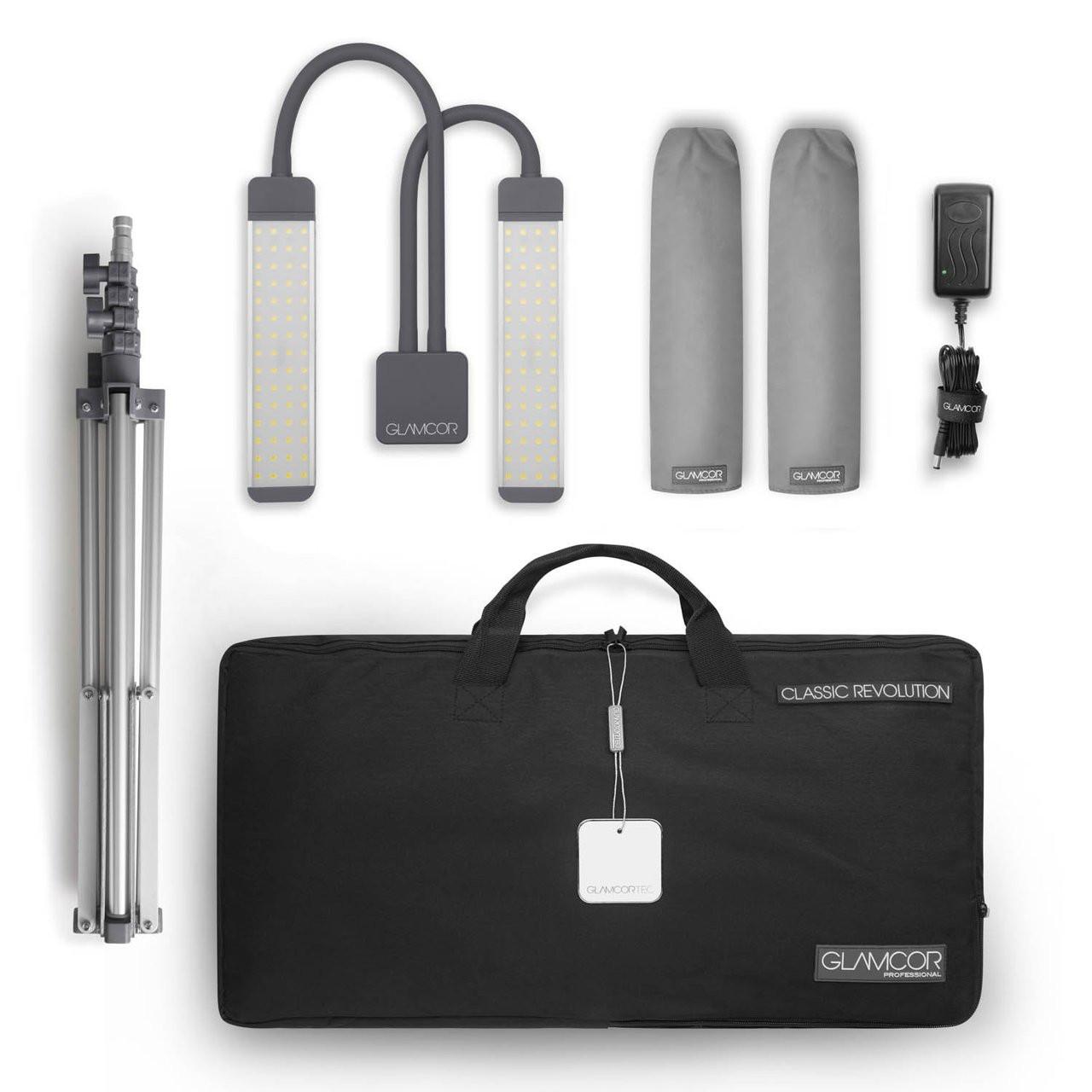 Glamcor Classic Revolution - Pro Lighting for Permanent Makeup (PMU)